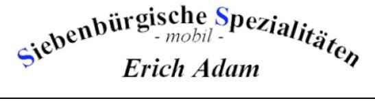 Siebenbürgische Spezialitäten